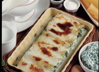 Ricetta Cannelloni con besciamella
