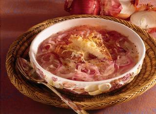 Ricetta Zuppa di cipolle alla francese