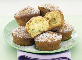 Ricetta Muffin dolci alle zucchine