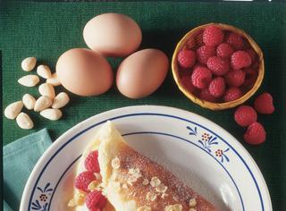 Omelette dolci