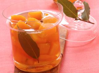Zucca marinata agrodolce