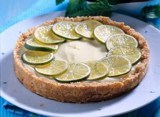Crostata express alla crema di limone