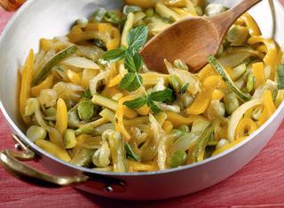 Ricetta Agrodolce di verdure in scapece