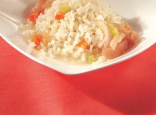 Bollito di maiale e riso
