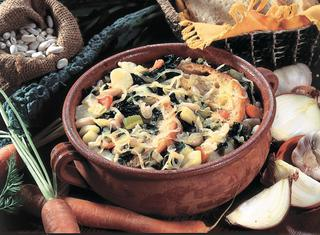 Ribollita (zuppa di cavolo nero)