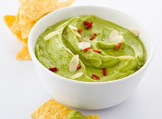 Guacamole messicana