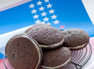 Ricetta Whoopie pie al cacao