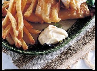 Frittelle di merluzzo con patate