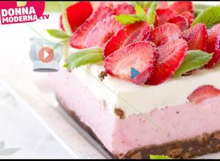 Video ricetta: Torta fredda allo yogurt