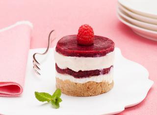 Ricetta Mini cheesecake ai frutti di bosco
