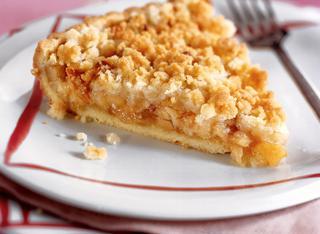 Ricetta Torta sbriciolata alle mele