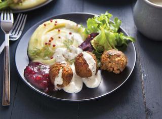 Ricetta Polpette svedesi vegetariane