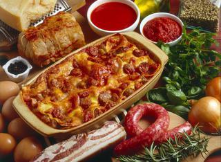 Ricetta Lasagna napoletana