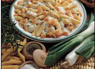 Penne gialle