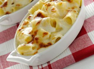 Ricetta Pasta gratinata con besciamella