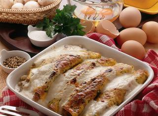 Omelettes sfiziose