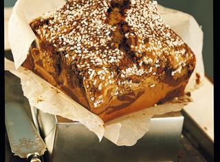 Ricetta Torta variegata al cacao