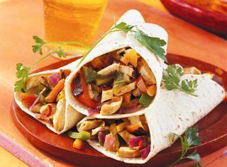 Ricetta Tortillas con fajitas