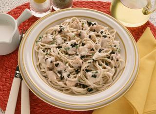 Spaghetti alla riccia