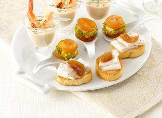 Ricetta Stuzzichini per buffet