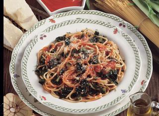 Spaghetti alla catalogna