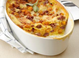 Ricetta Lasagne con la salsiccia