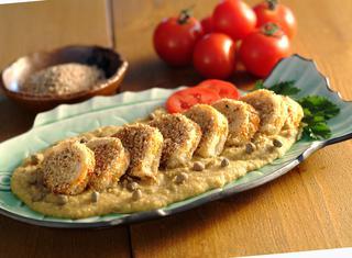 Ricetta Aragosta in salsa di ceci