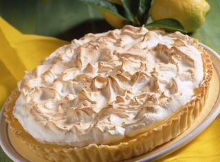 Crostata al limone ricetta