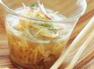 Ricetta Zuppa di bucce di patate