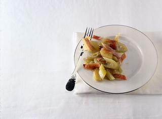 Cardi alla pancetta affumicata
