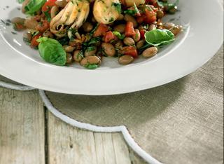 Ricette moscardini con fagioli le ricette di giallozafferano for Cucinare moscardini