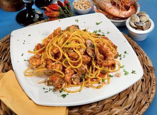 Ricetta Spaghetti ai faraglioni di Capri