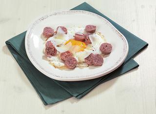 Ricetta Con uova al tegamino