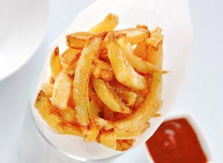Ricetta Patate fritte croccanti