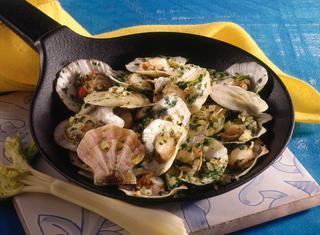 Ricetta Canestrelli in padella