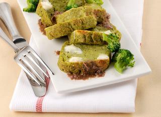 Ricetta Polpettone di broccoletti