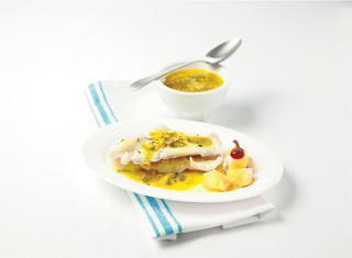 Filetti di pesce al limone