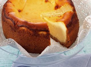 Ricetta Cheesecake classica cotta al forno