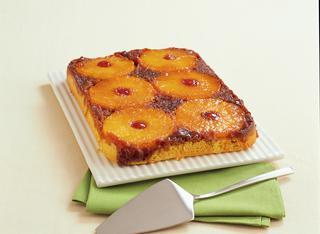 Ricetta Torta rovesciata di ananas