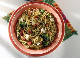Spaghetti saporiti con pecorino