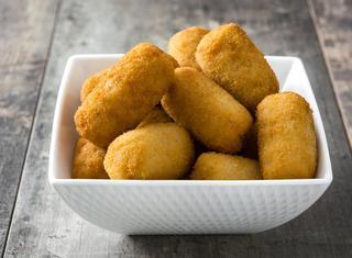 Crocchette di patate senza uova