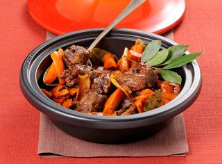 Spezzatino di manzo con le carote