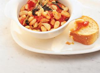 Ricetta Cannellini all'uccelletto con aglio e salvia