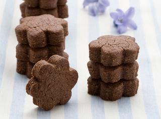 Ricetta Frollini di farina di riso al cioccolato
