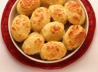 Ricetta Patate soufflè