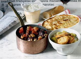 Ricetta Patate gratinate alla dauphinoise