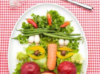 Arcimboldo vegetariano