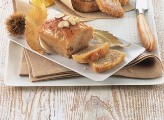 Ricetta Cakes di castagne, nocciole e arancia