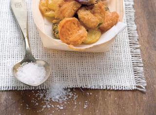 Frittelle di patate speziate
