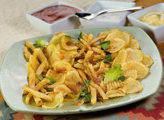 Ricetta Festival di patate fritte